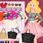 Barbie Instagram Fashion Challenge