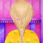 Disney Princesses New Hairstyle