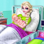 Elsa And Jack Love Baby Birth