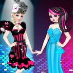 Monster High Princess Fashion Mix
